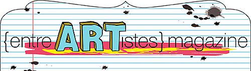 EntreARTistes Mag banner