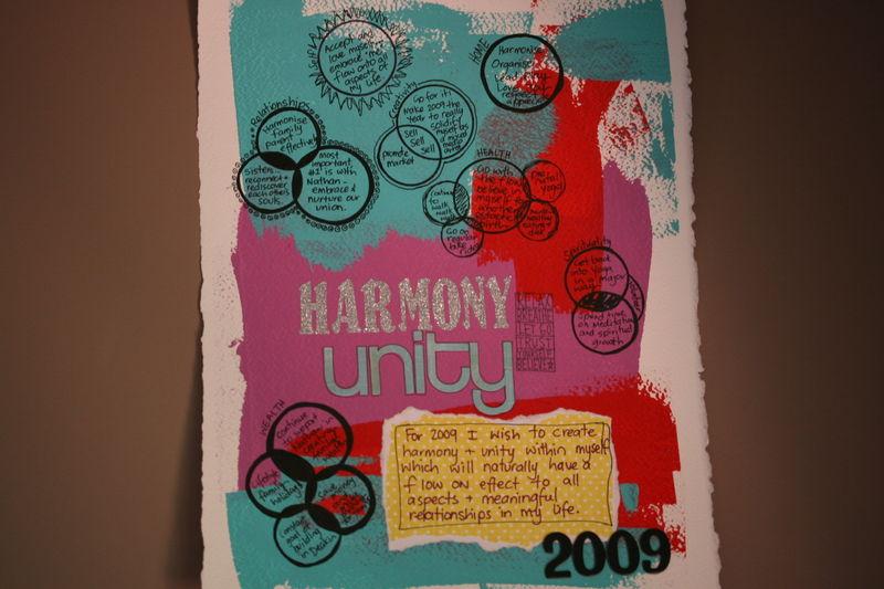 2009 Harmony