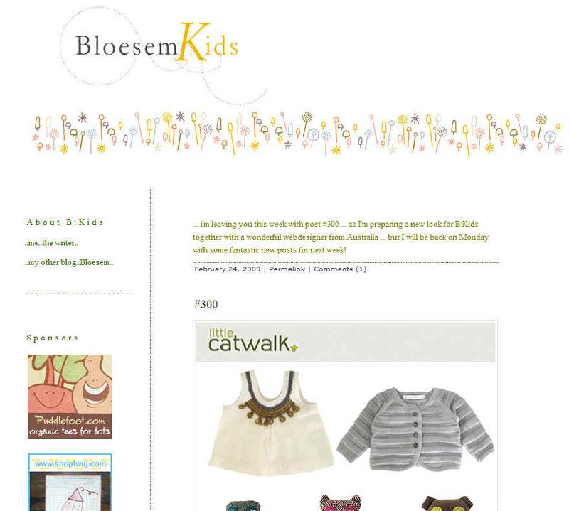 Bloesem Kids Blog