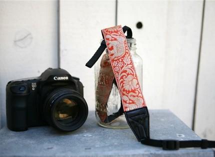 Emily's Camera Strap