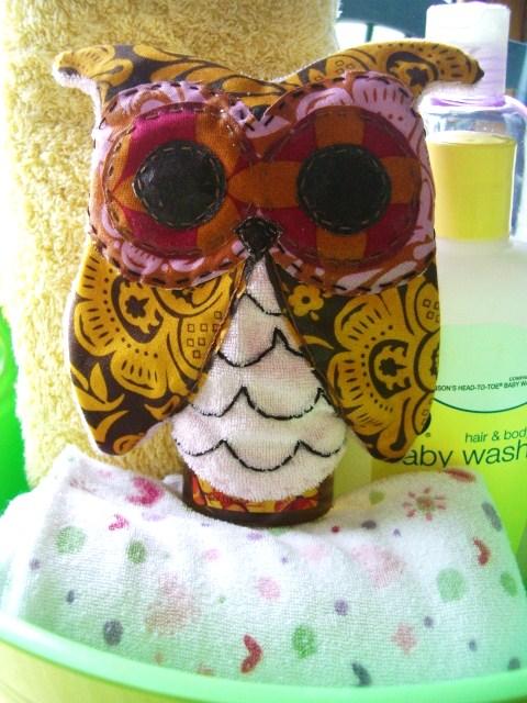 Owl Washer