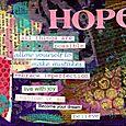 Hope in Purple
