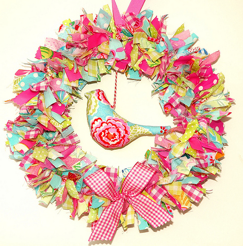 HollandFabricHouse Wreath