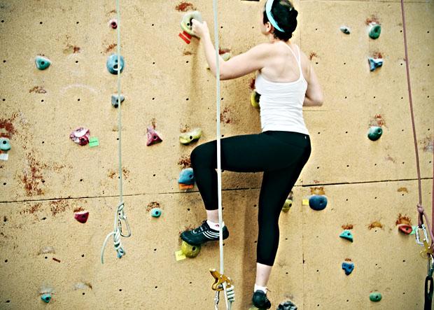 Rock climb dating