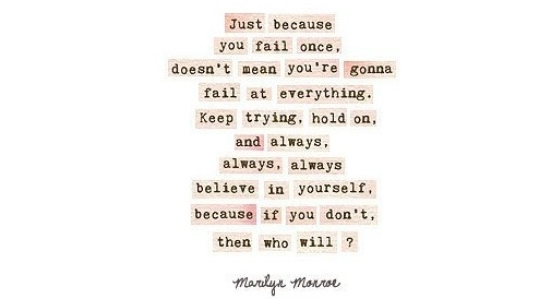 Believe-marilyn-monroe