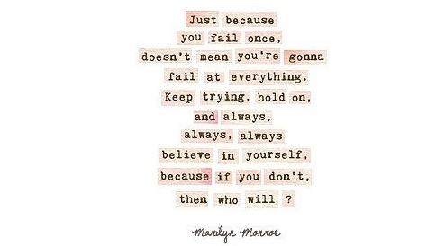 Believe-marilyn-monroe