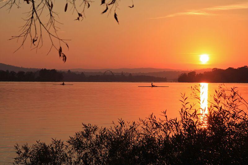 Sunrise-in-canberra-australia