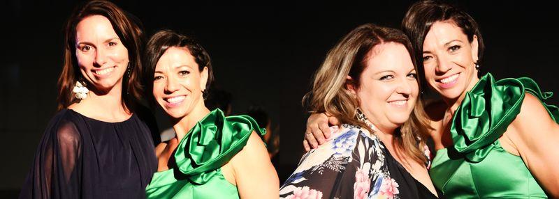 Donna and Sarah