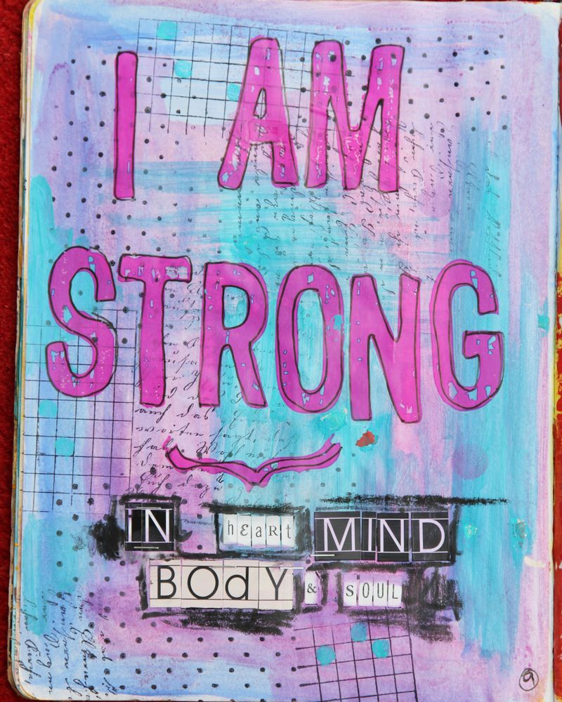 009 I am strong