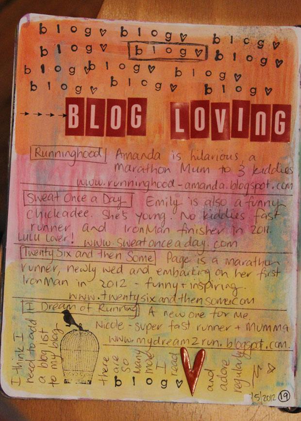 019 Blog Loving