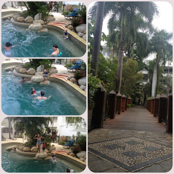 Holidaying at Angsana....