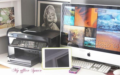 My Deskw