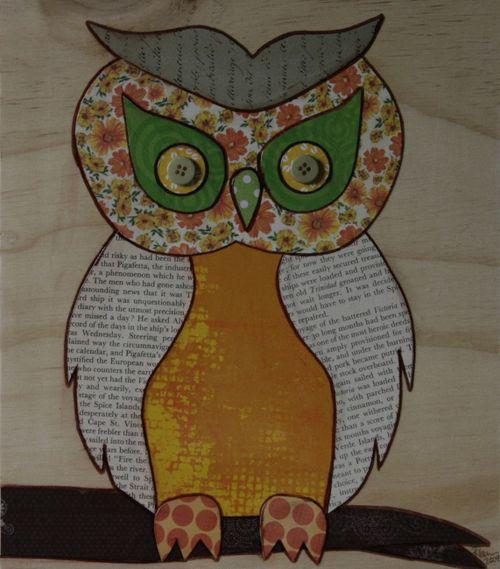 Oiva Owl