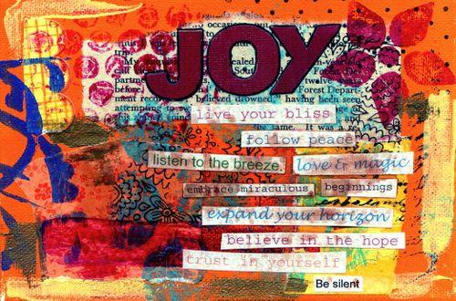 Joy in Orange