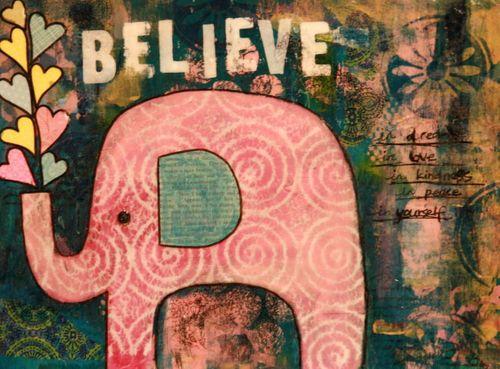 Believe Ella