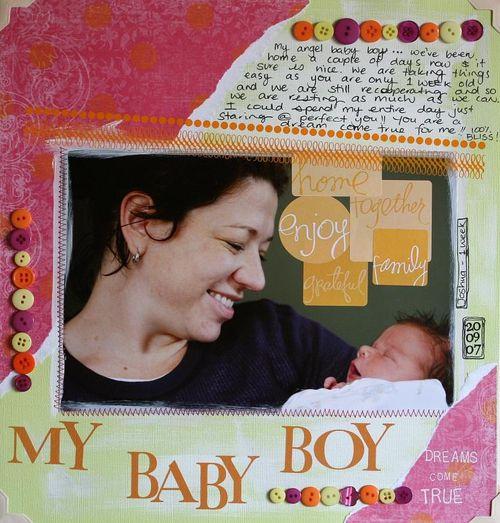 20071016 My Baby Boy